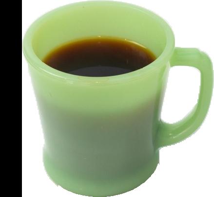 コーヒー ¥430