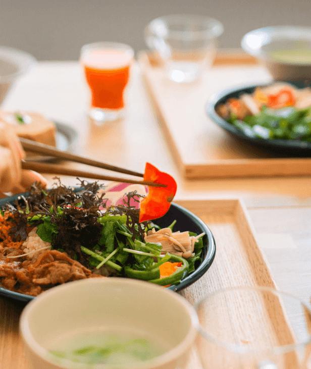 B TO GO|サラダボウル|HEALTHY FOOD & LIFE